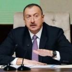 prezident Ilham Eliyev