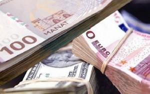 manat dollar euro