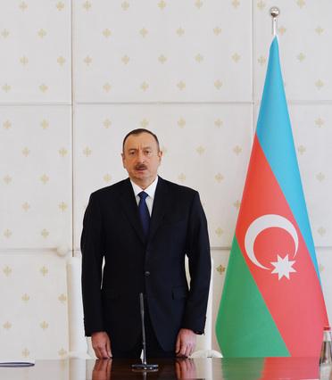 prezident Ilham Əliyev
