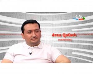 Arzu Qafarli marketoloq