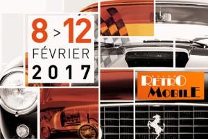 Retro Mobil 2017