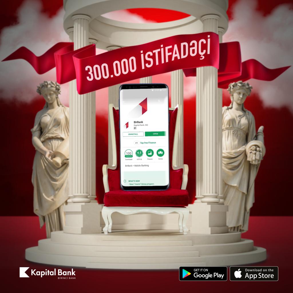 BirBank (300 000)