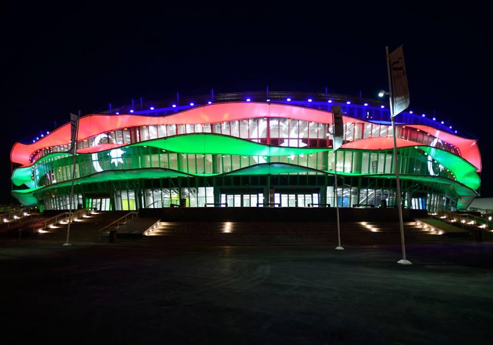 Milli Gimnastika Arenası