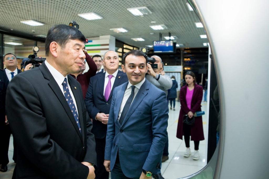 Azərbaycan Respublikasının Prezidenti yanında Vətəndaşlara Xidmət və Sosial İnnovasiyalar üzrə Dövlət Agentliyini