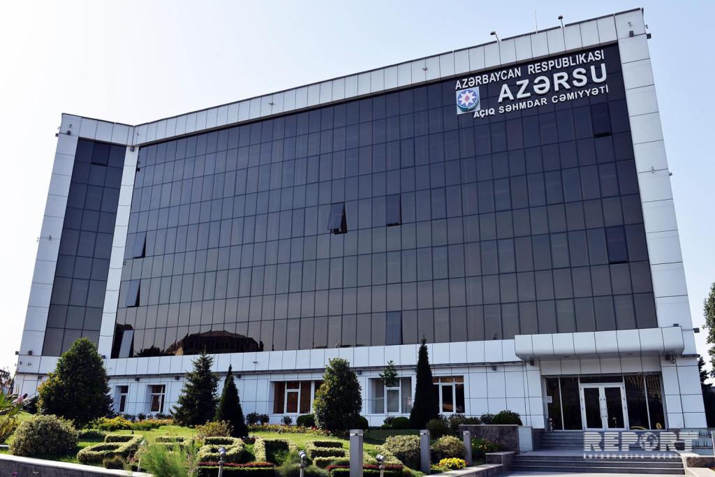 azersu bina..