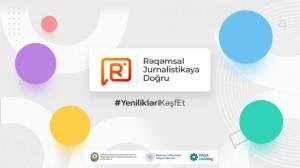 Rəqəmsal jurnalistikaya doğru proqramı