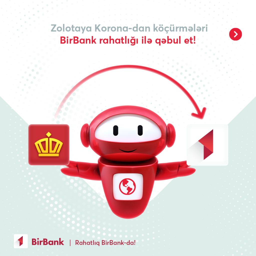 BirBank (Zolotaya Korona)