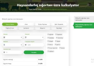 heyvandarliq-kalkulyator