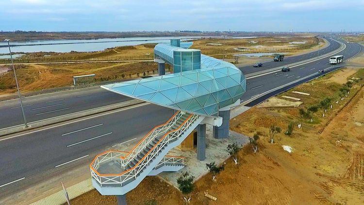 Qala-Pirallahı avtomobil yolu