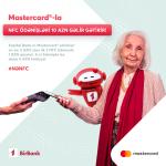 Mastercard (NFC - cashback)