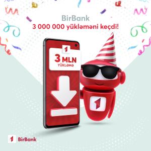 BirBank (3 milyon)
